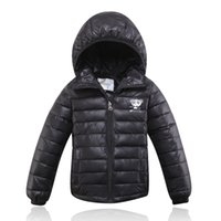 Wholesale Brand New Kids Jackets Coats Winter Coats And Jackets Children Outerwear Kids Down Parkas