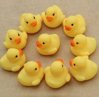 animal slogans - Tweak the slogan small yellow duck ducklings toy baby animal children s water swimming bath swimming bag