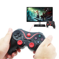 Wholesale Gamepad for PC Six axis Wireless Controller Game Remote Console Joystick Game Pad for Android SmartPhone Smart Phone TVPad for PS3