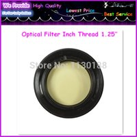 Wholesale Datyson Full Metal Optical Filter inch Yellow Inch Thread Special Watch Nebula Filter Telescope Filter