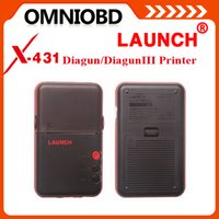 Wholesale Professional Launch X431 Diagun Printbox Mini printer designed by Launch for X Diagun Printer
