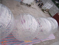 Cheap Wholesale-Zorbing ball ,Inflatable Human Hamster Ball body ball for sale manufacturer