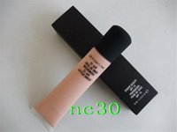 Wholesale hot makeup AAA quality SPF FOUNDATION ML