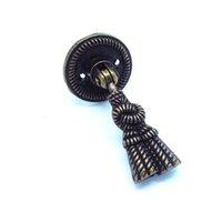 antique front door - 20PCS mm puxador de gaveta Antique handle drawer handle in front of the closet door handle mounted alloy handle