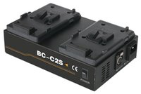 big ion - 2 docker V TYPE VIDEO CAMERA CAMCORDER CHARGER BIG PACK li ion BATTERY CHARGER for sony video camera