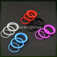 Wholesale 10 Silicone mini O ring colorful Seal O rings replacement Orings for kanger subtank mini clearomizer atomizer tank
