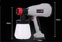 Wholesale 400w electric car paint spray gun hand manual spray gun spray nozzle mm adjustable regulating AIR TOOL