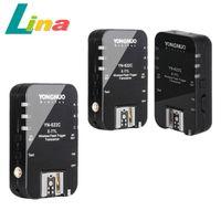 Wholesale New Transceivers YONGNUO TTL YN C YN622 C Wireless E TTL Flash Trigger For Canon EOS DSLR Speedlite