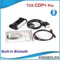 car tester - High Quality CDP pro with Bluetooth delphi Software free keygen software CDP plus pro Cars Truck Scanner DHL