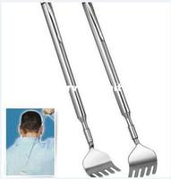 Wholesale Body Massager Pocket Size Portable Telescopic Extendable Extending Back Scratcher Pen Clip