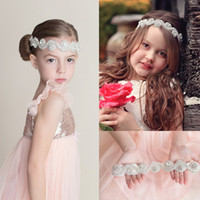 Wholesale 2015 HOT girls Wedding Rhinestone Headbands Cheap Crystal Tiaras Flower Accessories Handmade Hair band MOQ SVS0191