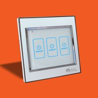 Wholesale Kang Jiedeng remote intelligent switch Shenzhen Things wifi smart home remote switch single FireWire