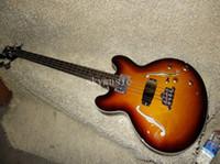 Wholesale 2015 New Strings JAZZ guitar BASS Guitars OEM
