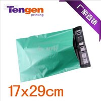 Wholesale Self Seal Poly Mailer Shipping Envelope Mailing Bags Core research and development green mm