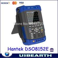 Wholesale Hot selling Hantek DSO8152E in Digital Oscilloscope Bandwidth MHz Oscilloscope GS s Sample Rate M Memory Depth