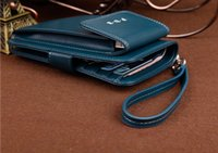 Wholesale Men s Wallet Leather Men Wallet Multifunction Phone Pouch and Card Slot Design Women Wallet With Coin Purse