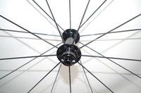 bicycle hub bearings - Superlight Powerway R13 Ceramic Bearings Road Bicycle Hubs Speed Holes Black Red