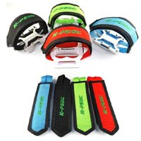 Wholesale H298 Outdoor bike Socks wear resistant high strength canvas foot strap tied with four color options