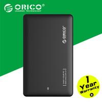 Precio de Herramientas de disco duro-Al por mayor-ORICO 2599US3 Sata a USB 3.0 HDD caja de herramienta libre 2.5 HDD para Notebook PC de escritorio (No incluye disco duro)