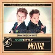 Wholesale Completely Mental by Tom Wright and Arron Jones fast delivery send via email mentalism magic
