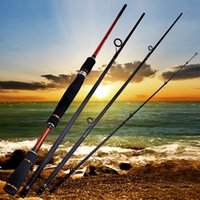 Wholesale Top Quality M Lure Fishing Rod Section Carbon Baitcasting Rod Bass Fishing Pole Fishing Tackle Pesca