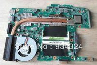 Gros-Livraison gratuite! ordinateur portable carte mère d'occasion pour Asus U35JC, testé, 100% de travail