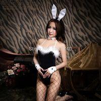 babydoll accessories - Set sexy rabbit lady women underwear hair accessory babydoll pyjamas women sexy lingerie sexy underwear bra corset