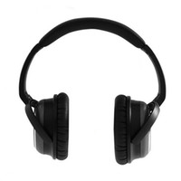 active noise reduction headphones - Active Noise Cancelling Headphones High Performance Over Ear Foldable HD Airline Headphone noise reduction headset Separable cables with MIC