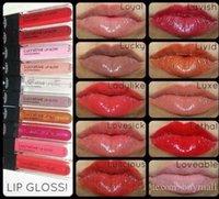 Wholesale 2015 New Lucrative Lip Moisture Matte Color Wateproof Lipstick Long Lasting Nude lip stick lip gloss colors