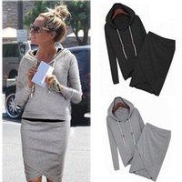 Cheap 2 pieces Women baseball jacket casual sweat skirt suits sport sweatshirt shorts tracksuits animal hoodies dress suit skirt
