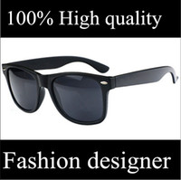 vintage fashion sunglasses - High quality New Brand Designer Fashion Men Sunglasses UV400 Sport Vintage Women Sun glasses Retro Eyewear With Original box
