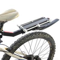 bicycle brak - icycle Accessories Bicycle Racks ROCKBROS Rack Bicycle Bike Rear Rack Carry Carrier Seatpost Mount Quick Release Shelf Max KG Disc brak