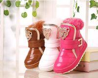 Wholesale winter Children s snow boots kids boots Children boots color size JIA628