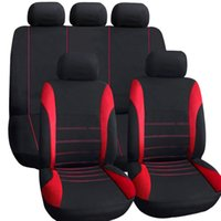 Wholesale Universal Car Seat Cover Protector Polyester Filler Car Cover Head Rest Supply Multicolor Auto Interior Car Styling Cushion