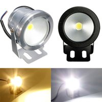 Wholesale DC12V W Black Silver Shell Waterproof LED Underwater Light LEG_075