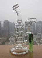 Wholesale Mothership straight fab glass bong Mothership smoking water bongs Mothership straight fab oil rigs cm mm and cm mm FC FAB