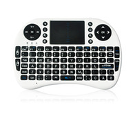 mini tv - Rii I8 Fly Air Mouse Mini Wireless Handheld Keyboard GHz Touchpad Remote Control For M8S MXQ MXIII TV BOX Mini PC
