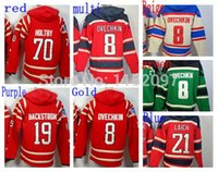 alexander ovechkin hockey - Washington Nicklas Backstrom Hoody nhl hockey Braden Holtby Old Time Hooded Brooks Laich Alexander Ovechkin Pullover Sweatshirt