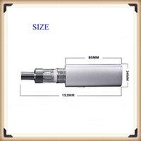 Cheap Authentic vapecode VC50 50W DNA50 Chip box mod huge vapor box protable kits 2200mah 18650 mod silver box e cigarette