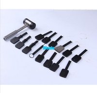Wholesale silent bump key tools hammer tools
