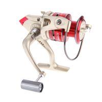 aluminum tensile - 11BB Ball Bearings Fishing Reel Left Right Handed Aluminum Spool High tensile Gear Fishing Spinning Reel Wheel LY4000 H12794