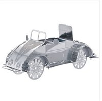 beach bugs - Beach Bug car DIY Metal works model d Laser cutting jigsaw puzzle model for educational learning toys and killing time