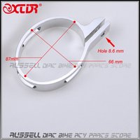 Wholesale Fixed Stents Installation pipe buckle for Dirt Pit Bike EXHAUST Muffler