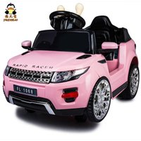 children ride on car - electric car for kids ride on with remote control and music Landrove car baby children gift baby Christmas ride on toy car