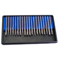 Wholesale Quality Guaranteed Tungsten Carbide Rotary Burr SET quot MM Shank Milling Cutter Reamer mm