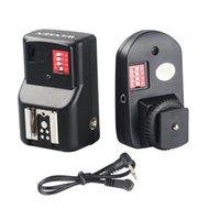 Wholesale PT GY Channels Wireless Radio Flash Trigger set Sync Speed s for Canon Nikon Pentax