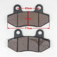atv disk - Brand New ATV Scooter Disk Brake Pads Fits Many Chinese ATVs and Scooters for best sale