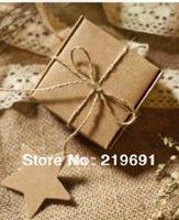 apparel gift tags - x65x30mm DIY kraft paper box free tag gift box packaging for candy cookieCustom Logo Cost logo fee MOQ