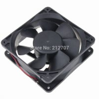 Wholesale 80PCS x120x38mm Ball Bearing mm cm V pin DC Brushless Cooling Fan bearing modeling bearing
