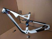 carbon mountain bike frame - carbon fiber full suspension mountain bike frame er suspension mtb carbon frame OEM painted SIZE quot